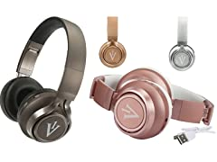 1 Voice GK12 Over-Ear BT Headphones