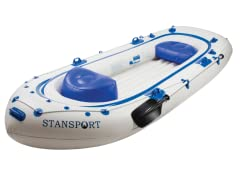 "9' 4"" Inflatable Boat - White"