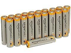 AmazonBasics 19488222 AAA Alkaline Batteries