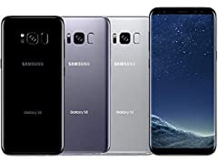 Samsung S8 (GSM Only)(S&D)