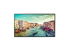 "Samsung LH65QMR 65"" 4K UHD Commercial Display"