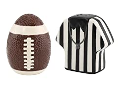 Tailgate Salt & Pepper Shaker Set