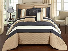 Chic Home Pueblo 10-Piece Comforter Set