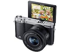 Samsung NX3000 Smart 20.3MP Digital Camera