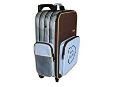 Blue Mini Travel Luggage