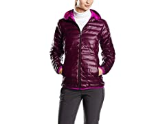 Columbia Women's FF Hooded Down Jacket