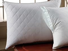300TC Sateen Quilted Protector - 5 Sizes