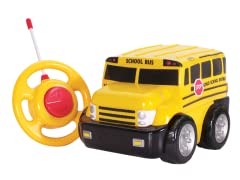 R/C Go Go My First School Bus