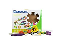 Magneticals Tile Set for Kids (71-Piece Set)