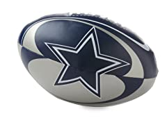 "Dallas Cowboys 8"" Softee Football"