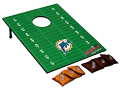 Miami Dolphins Tailgate Toss Game