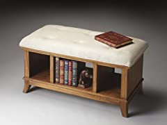 Storage Bench (Multiple Colors)