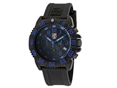 Men's Chrono Sea w/ Silicone Band