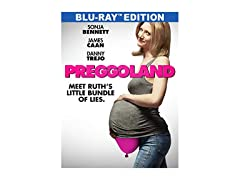 Preggoland - The Movie [Blu-ray] DVD