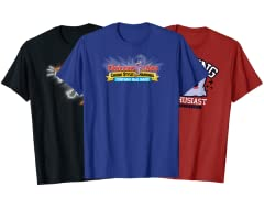 The Letter N Shirts