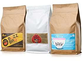 Woot Roasters Heart of Darkness Coffee 2lb Bag