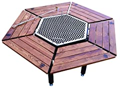 JAG Grills Grilling Table, Your Choice