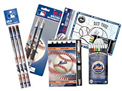 New York Mets MLB Team Notepad Set