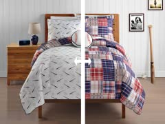 Reversible Bedding Sets - Home Run