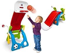 Grow'N Up QuickFlip 6-in-1 Sport Activity Center