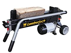 6-Ton Electric Log Splitter