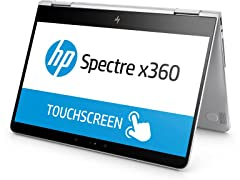 "HP Spectre 13.3"" Intel i7 256GB Convertible Laptop"