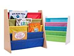 Honey-Can-Do Book Rack (Pick Color)