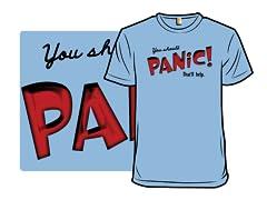You Should Panic