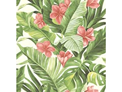 Tropical Paradise Peel & Stick Wallpaper