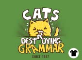 Destroying Grammar