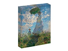 Monet Woman with a Parasol, 1875 (2 sizes)