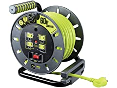 MasterPlug 60' Extension Cord Reel