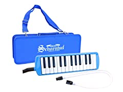 25 Key Puff-n-Play Melodica- Blue