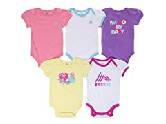 RBX 5-Pack Bodysuit (0-9M)