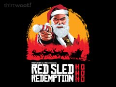 Red Sled Redemption