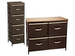 Household Essentials Drawer Storage Unit