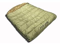 Kaufland 2-Person -20 Sleeping Bag