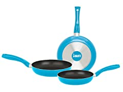 Set of 3 Saute Pans
