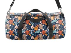 Lovely Leaves Duffle Bag