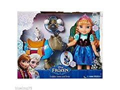 Disney Frozen Doll Set - Anna, Olaf & Sven