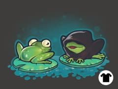 Evil Frogs Give Bad Ideas