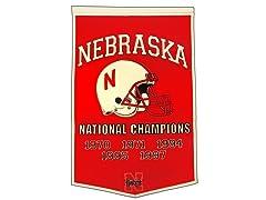 Nebraska Dynasty Banner