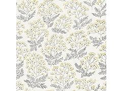 Yellow Wethersfield Peel & Stick Wallpaper