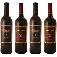 4-Pk. Ty Caton Mixed Red