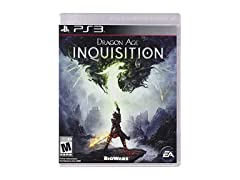 Dragon Age Inquisition Standard Edition - PS3