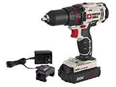 20V MAX Cordless Drill/Driver Kit