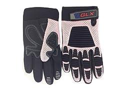 Off-Road Gloves - Pink