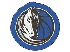 Fanmats NBA Teams Mascot Mat