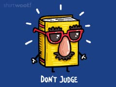 Can't Judge a Book
