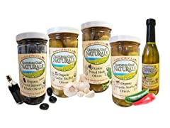 California Coast Naturals Olive & Oil Sampler (5)